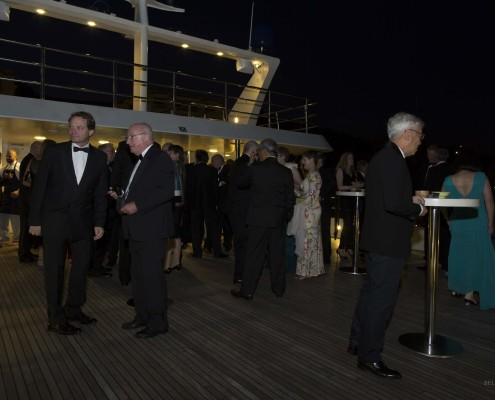 Photos of Events on Board